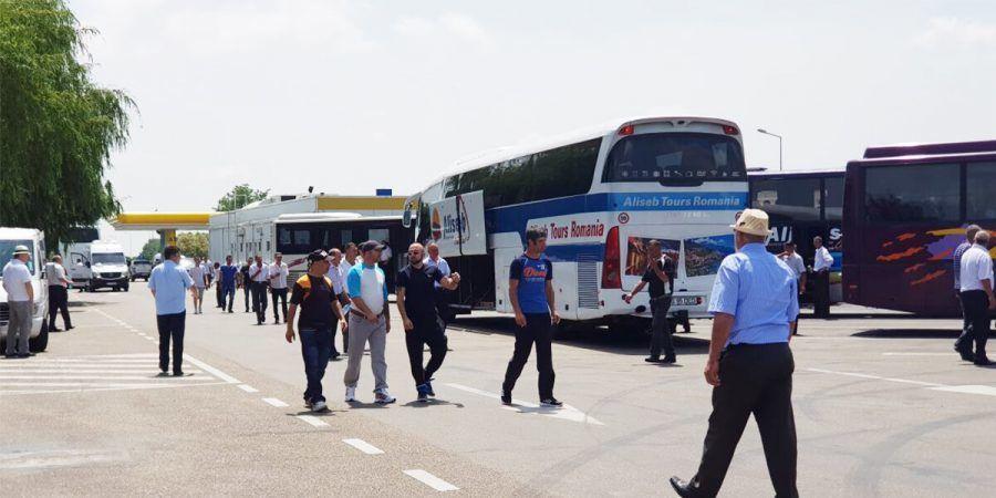 TRANSPORT INTERNATIONAL DE PERSOANE CURSE AUTOCAR-MICROBUZ EUROPA